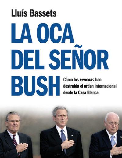 La-oca-del-señor-Bush