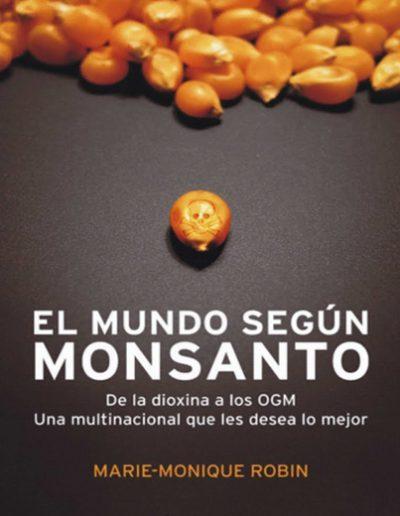El mundo según Montsanto