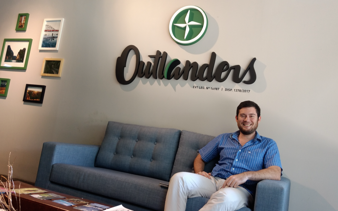 Entrevista | Isaías Benjamín Cuello (Outlanders) | Provincia de Tucumán